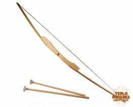 Как сделать деревянную стрелы 49